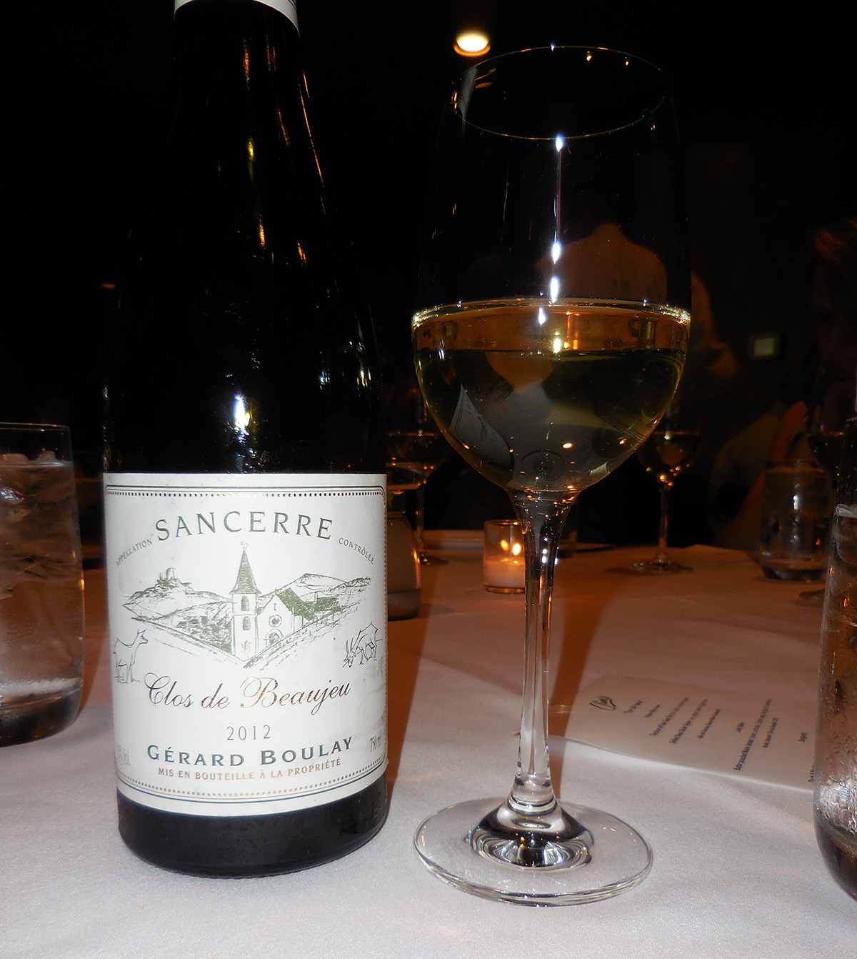 Gerard Boulay Sancerre
