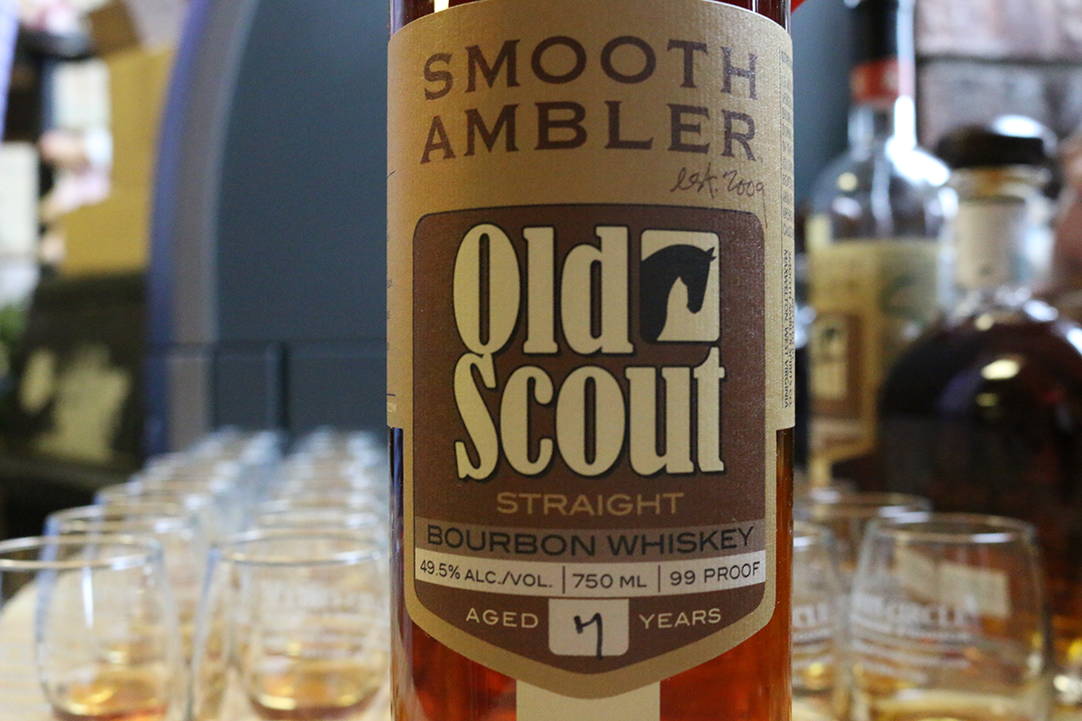 Smooth Ambler Old Scout Rye
