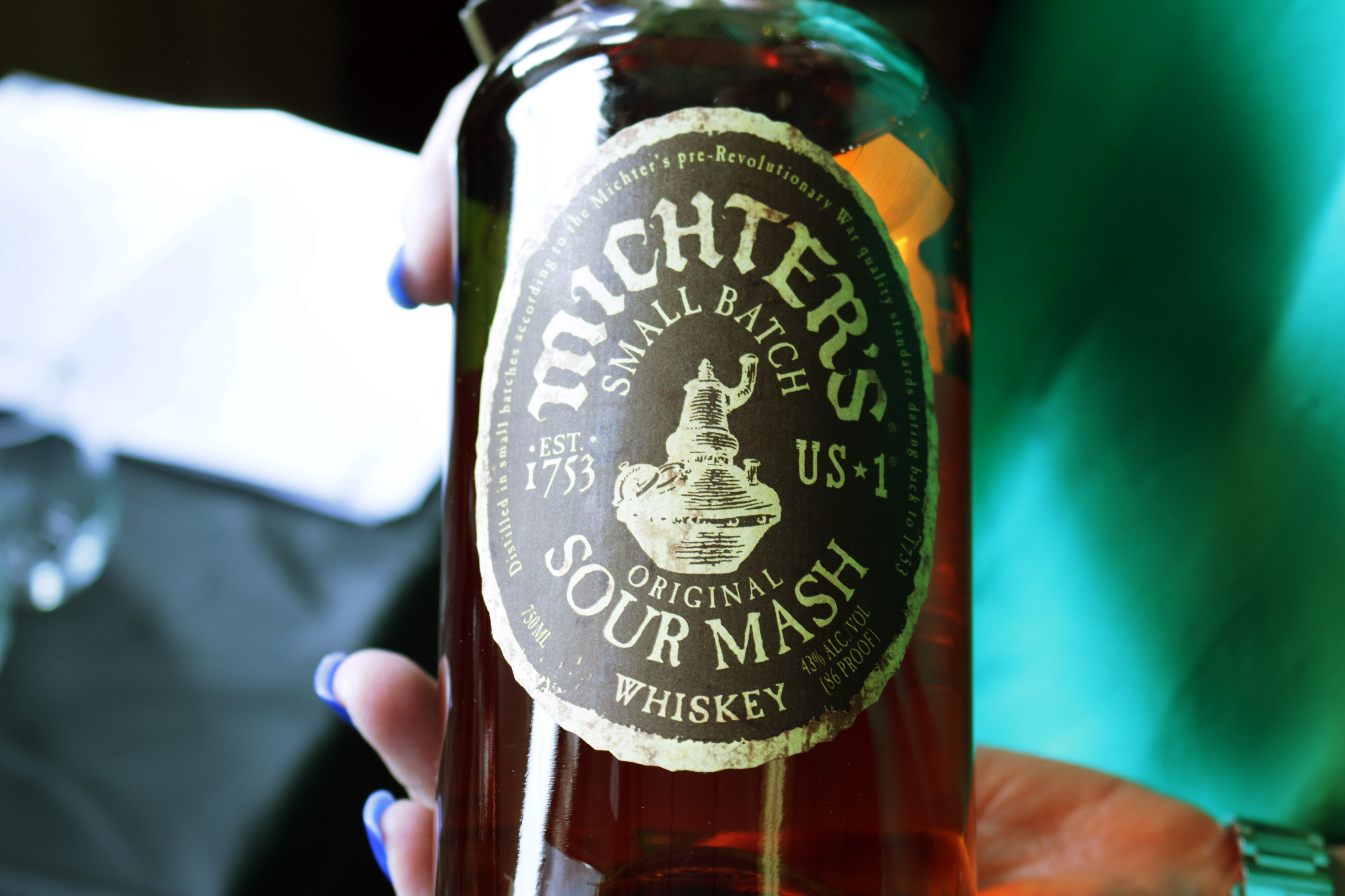 Michter's Sour Mash
