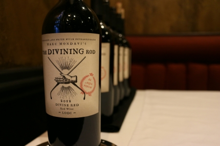 The Divining Rod Divine Red