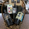 Customized Wine & Liquor Gift Baskets for Christmas